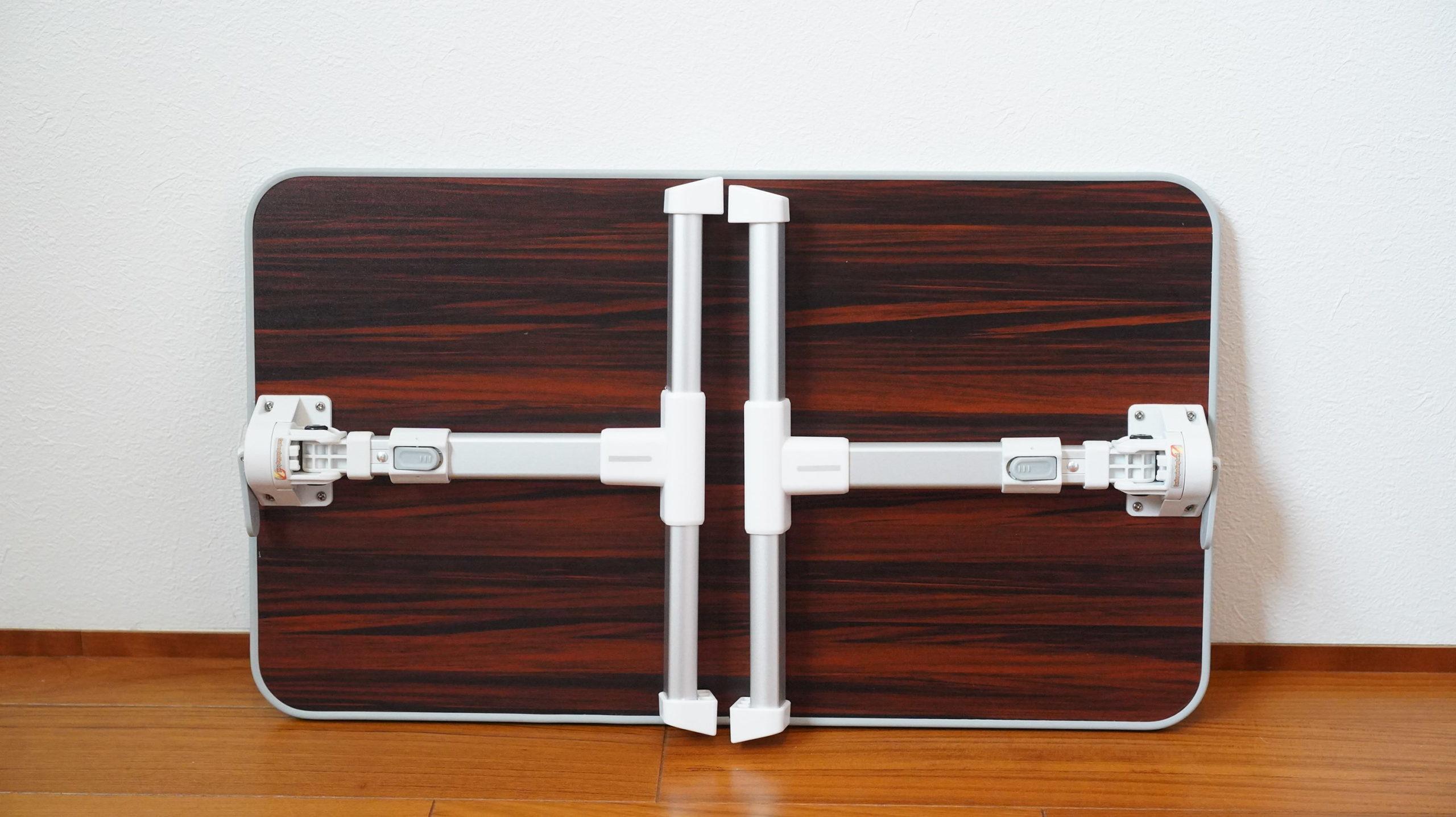 ソファやベッドでパソコン(ノートPC)の作業を姿勢良く行い、膝での作業をなくす最適なテーブル・スタンド15